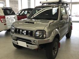 スズキ ジムニーシエラ 1.3 ランドベンチャー 4WD ルーフキャリア