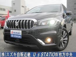 スズキ SX4 S-CROSS 1.6 4WD 衝突軽減ブレーキ/メーカー保証継承/4WD