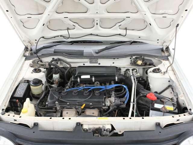 エンジンは1500ccのガソリン!4速ATとの組み合わせとなります!