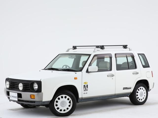 ニッサン ラシーン 1.5 タイプL 4WDの入庫です!