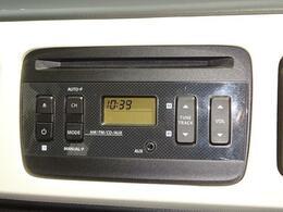 CD・AM/FM 2スピーカー