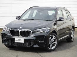 BMW X1 sドライブ 18i Mスポーツ 当社デモカー禁煙車 オートトランク 18AW