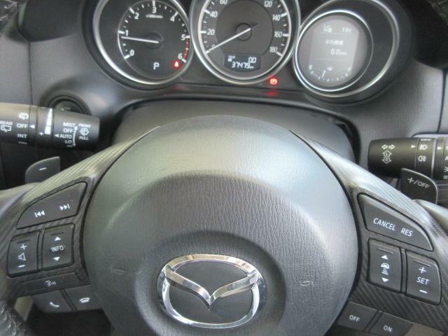 クルーズコントロールも装備していますので、高速道路での長距離移動もラクラクです!純正オプションのパドルシフトスイッチもついています。