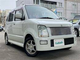 スズキ ワゴンR 660 FT-S リミテッド 4WD シートヒーター ETC 社外ナビ・TV