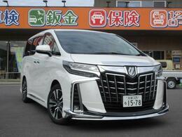 トヨタ アルファード 2.5 S Cパッケージ JBLナビ デジタルインナー 後席モニタ
