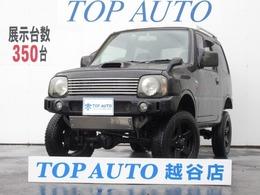 スズキ ジムニー 660 ワイルドウインド 4WD ターボ 6型 リフトアップ 社外バンパ- 保証