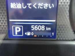 走行5608Km