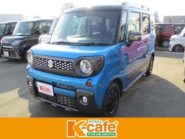 福岡県下大型軽自動車届出済未使用車専門店!お客様の声なんと6000件以上!ためになる声がみつかる 『ケイカフェ』で検索、わくわく、どきどきのホームページ内でお宝をGET