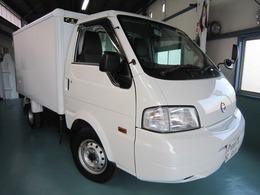 日産 バネットトラック 1.8 DX ダブルタイヤ 4WD 冷蔵冷凍車 ETC装着 MT切替4WD