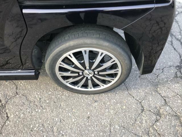 タイヤ交換してお渡しします