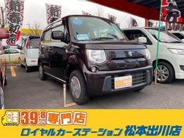 スズキ MRワゴン 660 G
