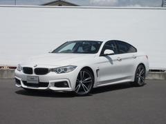 BMW 4シリーズグランクーペ の中古車 420i Mスポーツ 栃木県小山市 308.0万円