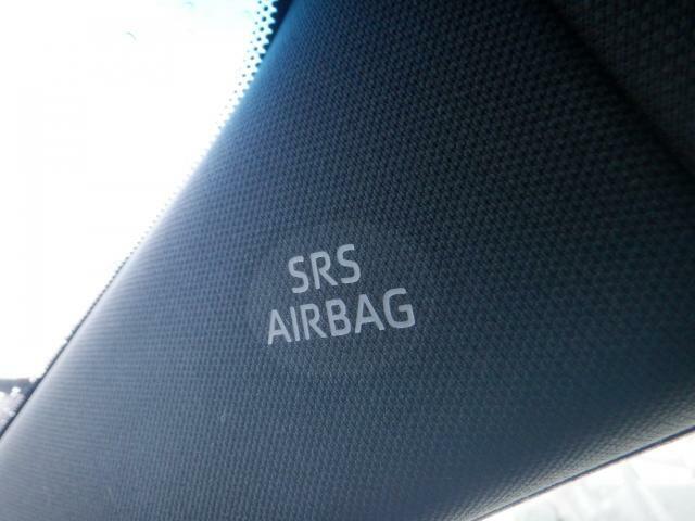 サイドエアバッグ装備です!