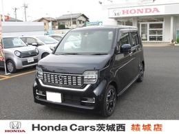ホンダ N-WGN カスタム 660 L ターボ ホンダ センシング 当社デモカー