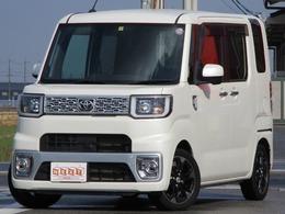 トヨタ ピクシスメガ 660 G ターボ 両側電動ドア 純正SDナビ