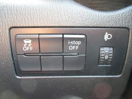 ■アイドリングストップ機能、横滑り防止、ヘッドライトのレベライザー付きです。