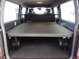 新車ハイエースVダークプライムII2800ディーゼル4WD8インチSDナビ装備オリジナルベットKIT装着済み!!店頭在庫車、即納車ご対応可能になります!!