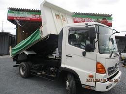 日野自動車 レンジャー 3.5トン積載 2ドアダンプ No.52