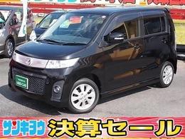 マツダ AZ-ワゴン 660 カスタムスタイル XT HIDライト CVTターボ 禁煙車