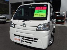 トヨタ ピクシストラック 660 スタンダード 3方開 オートマ車 エアコン パワステ