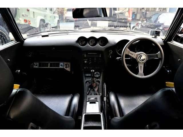 スピードメーター タコメーターオーバーホールメーター外装電球LEDシートベルト新品 当時物ナルディハンドル電動パワステ