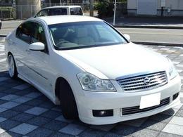 日産 フーガ 3.5 350XV 革シート ETC DVDナビ