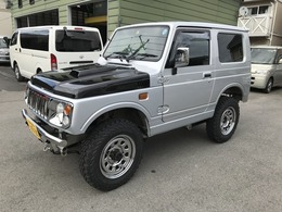 スズキ ジムニー 660 ランドベンチャー 4WD リフトアップ