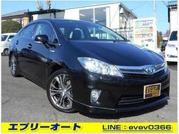トヨタ SAI 2.4 S AAC ABS PS PW キーフリー ナビ ETC