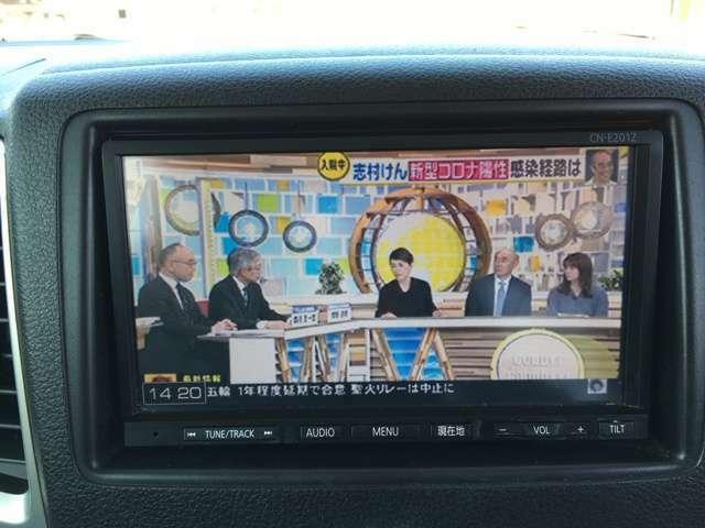 ☆セールスポイント☆エアコン・パワステ・キーレス・両側スライドドア・SDナビ・ワンセグ・CD再生