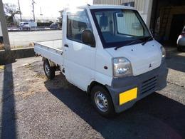 三菱 ミニキャブトラック 660 Vタイプ 4WD 5速MT