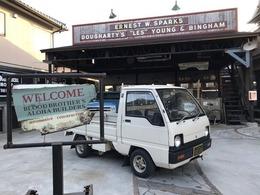 三菱 ミニキャブトラック U14T エアコン ローダウン 10インチワタナベ