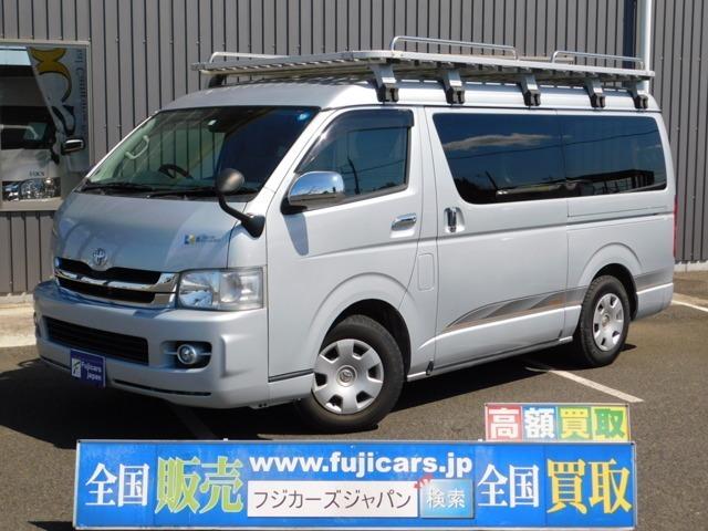 トヨタ ハイエースワゴンGL 2700ガソリン2WD パワースライドドア