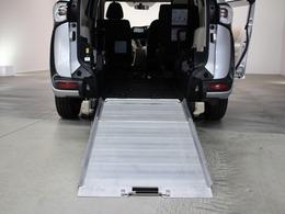 トヨタ シエンタ 1.5 X ウェルキャブ 車いす仕様車 タイプII T-コネクトナビ フルセグTV