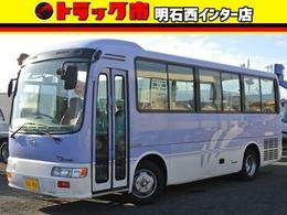 日野自動車 リエッセ バス スーパーツーリング 29人乗り 自動スイングドア ディーゼル 5速MT