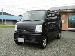 スズキ エブリイワゴン 660 JP 4WD シートヒーター ETC