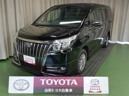 トヨタ エスクァイア 2.0 Gi ブラック テーラード 4WD DVD再生Bカメラ付きフルセグSDナビ