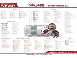 【充実保証】輸入車専門店ならではの600部位広範囲保証、全国のディーラー・国の認証工場で使える充実保証をご用意しております。