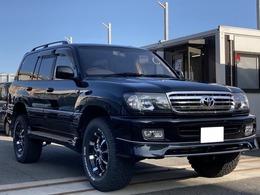 トヨタ ランドクルーザー100 4.7 VXリミテッド Gセレクション 4WD 1ナンバーナビバックカメラETC