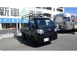 ダイハツ ハイゼットトラック 660 スタンダード SAIIIt 3方開 届出済未使用車