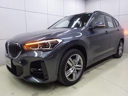 BMW X1 xドライブ 18d Mスポーツ 4WD ハイラインパッケージ 正規認定中古車