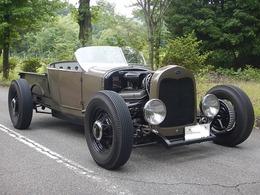 フォード 1927 Model T Roadster Pickup 1927 Model T Roadster Pickup / Hot Rod