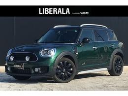 ミニ ミニクロスオーバー ノーフォーク エディション 4WD 限定300台 ACC 黒革 LED 純正18AW ドラレコ