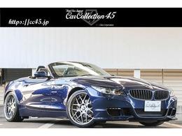 BMW Z4 sドライブ 23i ハイラインパッケージ 3Dデザイン車高調ハーマンフロントバンパー