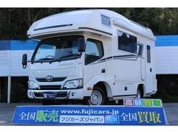 トヨタ カムロード キャンピング バンテック製 ジル 家庭用エアコン トリプルサブ FFヒーター