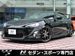 トヨタ 86 2.0 GT エアロパッケージ FT HKSマフラー 専用エアロ ナビ