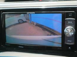 「フルカラーバックモニター」装備車両ですので、駐車も楽々。