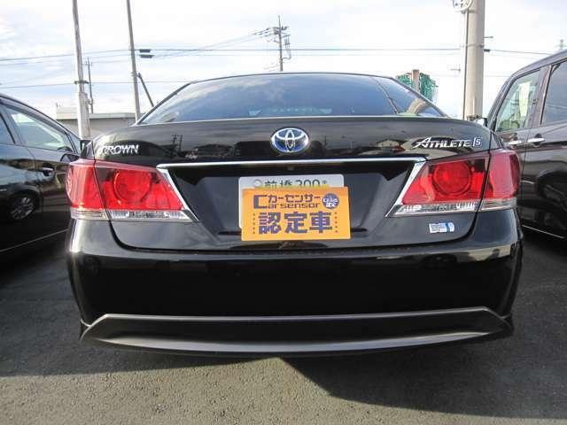 中古車はもとより、新車でも高い販売実績があります。