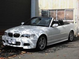 BMW 3シリーズカブリオレ 330Ci Mスポーツパッケージ 後期 2オーナー 全記録簿