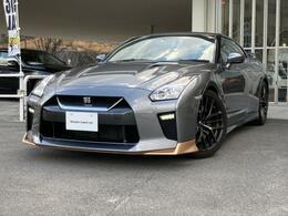 日産 GT-R 3.8 ピュアエディション 4WD ニスモスポリセワンオーナー純正AW純正ナビ