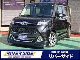 トヨタ タンク 1.0 カスタム G-T 純正ナビ Bカメラ 両側電動 クルコン